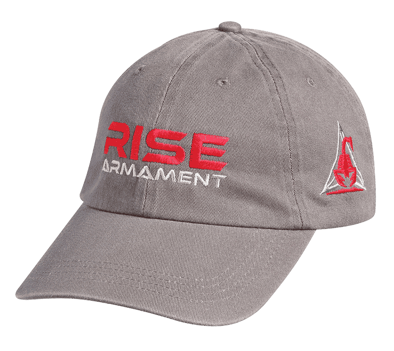 RISE Armament Scorpion Logo Adjustable Hat